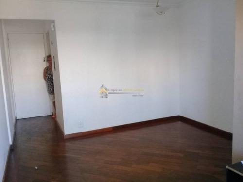 Apartamento  Padrão Para Venda No Bairro Jardim Santa Terezinha (zona Leste), 3 Dorm, 1 Vagas, 58 M - 4580