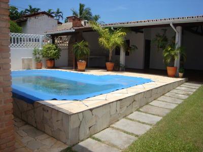 Casa A Venda No Bairro Praia Das Palmeiras Em Caraguatatuba - 183-27822