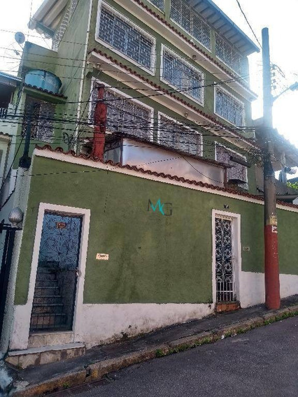Apartamento Com 2 Dormitórios À Venda, 70 M² Por R$ 130.000,00 - Campo Grande - Rio De Janeiro/rj - Ap0171