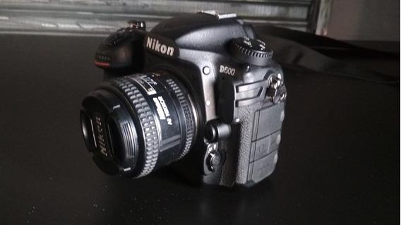 Nikon D500 8k Clicks. Nova!
