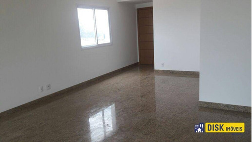 Apartamento Com 3 Dormitórios À Venda, 133 M² Por R$ 830.000,00 - Vila Dayse - São Bernardo Do Campo/sp - Ap0667