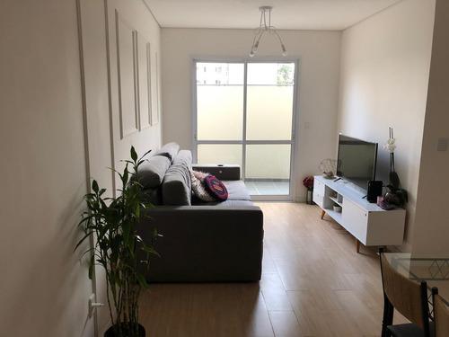 Rrcod3500 - Apartamento Garden 69mts Condominio Nações Clube De Morar - 2 Dorms (1 Suíte) - 1 Vaga - Oportunidade - Ótima Localização - Rr3500 - 69404413
