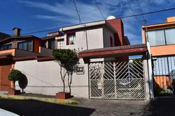 Casa Residencia En Privada Vigilancia En Cuajimalpa Santa Fé