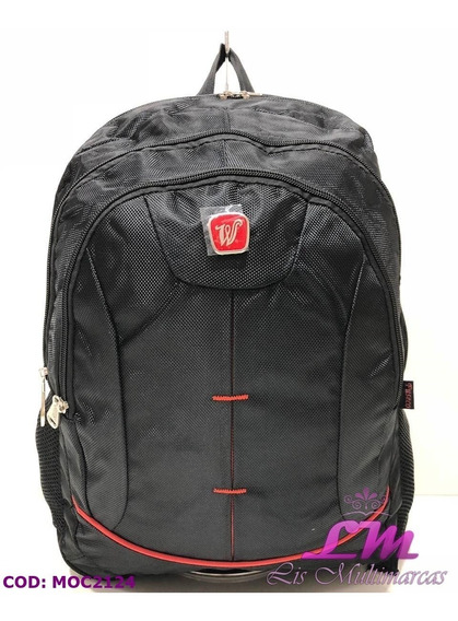 Mochila Para Notebook - Executivo, Estudante, Gamer, Empresário, Vendedor, Office Boy, Faculdade, Escolar (c:2124)