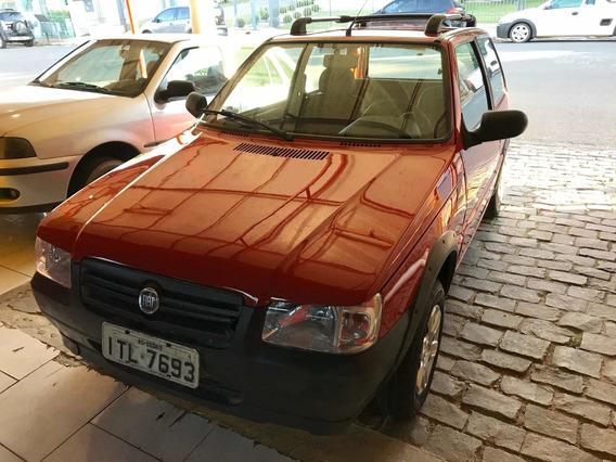 Fiat Uno 1.0 Way Flex 5p 2013