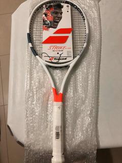 Raquete De Tênis Babolat Pure Strike Vs Tour 320g L4