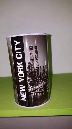 Imagen 1 de 3 de Alcancia New YorkSin Uso !!
