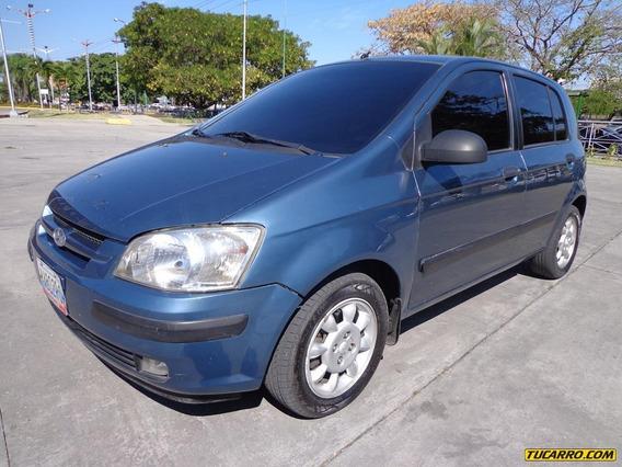 Hyundai Getz Sincrónico Gls