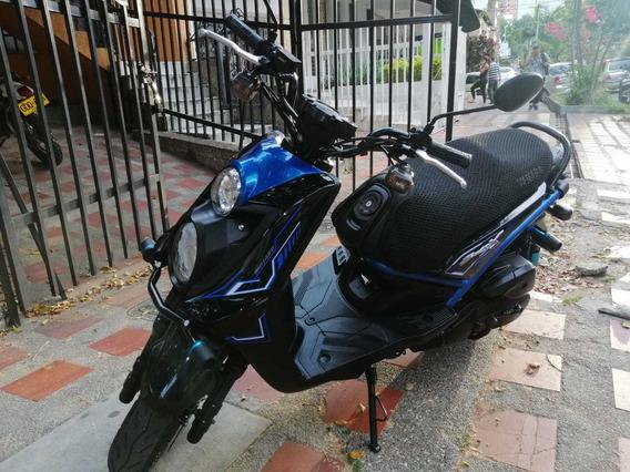 Yamaha Scooter Yw125bws X