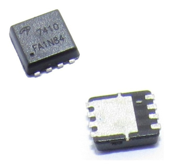 Kit 2 Ci Transistor Mosfet N Channel Aon 7410