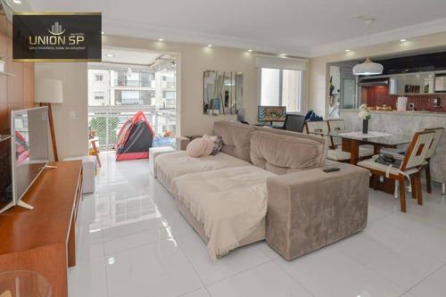 Apartamento À Venda, 83 M² Por R$ 1.150.000,00 - Alto De Pinheiros - São Paulo/sp - Ap49960