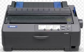Impressora Matricial Epson Fx-890 Fx 890 Fx890 Edge Black