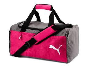 Mala Puma Beetroot Purple Sports Steel Gray Bag S
