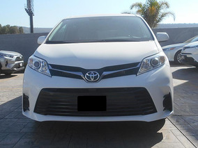 Toyota Sienna 3.5 Le At 2019 Blanco