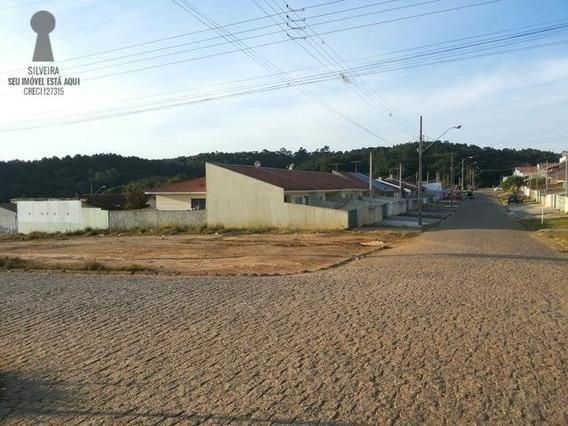 Terreno A Venda No Bairro Centro Em Bocaiúva Do Sul - Pr. - 242-1