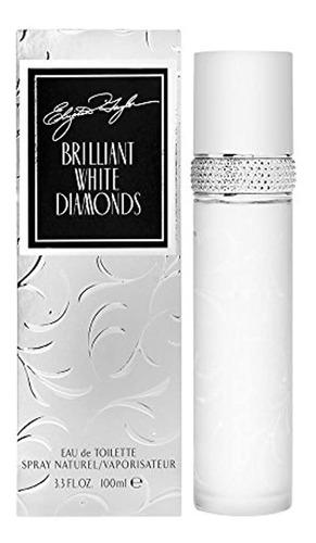 Elizabeth Taylor White Diamonds Brilliant Eau De Toilette Pa