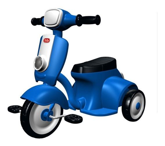 Triciclo Moto Montable Pedales Niño Trike My-5309 My Toys