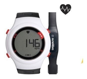 Relógio Monitor Cardíaco Prova D´agua 5 Atm Hora Alarme Data