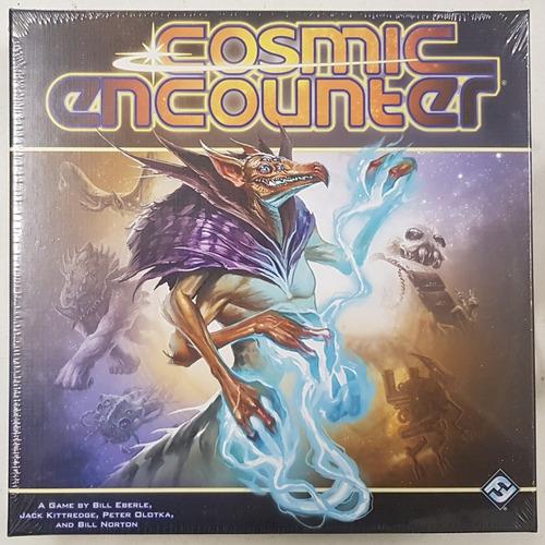Cosmic Encounter Juego De Mesa / Boardgame Ffg Nuevo !!!