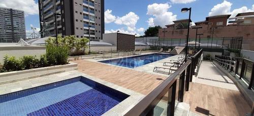 Imagem 1 de 6 de Apartamento Com 3 Dormitórios Para Alugar, 80 M² Por R$ 2.500/mês - Jardim Tarraf Ii - São José Do Rio Preto/sp - Ap2489