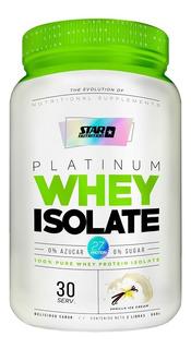 Proteina Isolate Star Nutrition 2 Lb - Libre De Lactosa