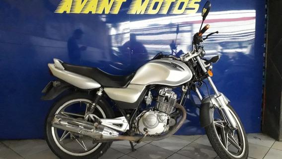 Yes En 125 Prata 2011