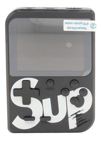 Console Portátil Mini Video Game Retrô Jogos Cores Promoção
