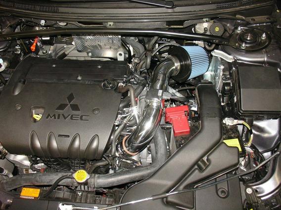 Injen SP Series Short Ram Air Intake System Black 09-11 Mitsubishi Lancer GTS