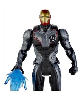 Iron Man Titan Hero Series Avengers Endgame 6 Pulgadas Niño