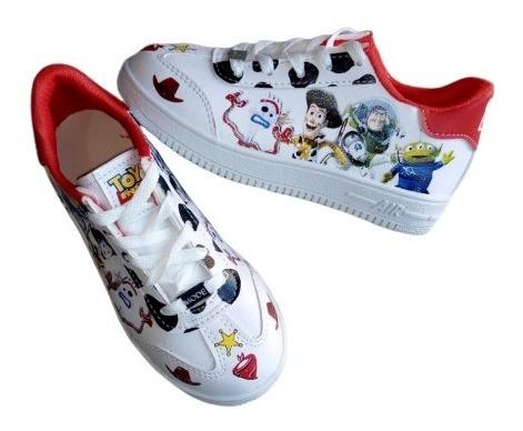 Zapatillas De Nene Toy Story Cuotas S. Intereses
