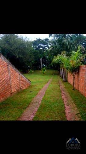 Chácara À Venda, 2058 M² Por R$ 350.000,00 - Centro - Alvorada Do Sul/pr - Ch0039