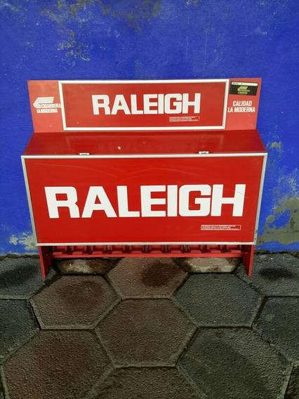 Exhibidor Raleig