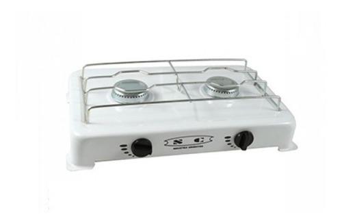 Anafe De Cocina 2 Hornallas Power Na2004