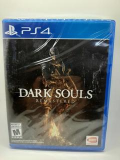 Dark Souls Remastered Ps4 Fisico Nuevo Envio Gratis