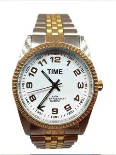 Relojes Time Análogo Hombre Metal Varios Diseños Liniers