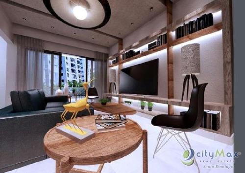 Vendo Apartamento En Evaristo Morales Pva-001-10-16