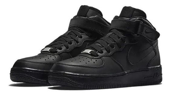 Nike Air Force 1 Mid Gs Casual Mujer Mayma Sneakers