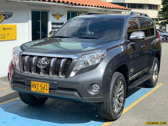 Toyota Prado Tx At 4000 Gasolina