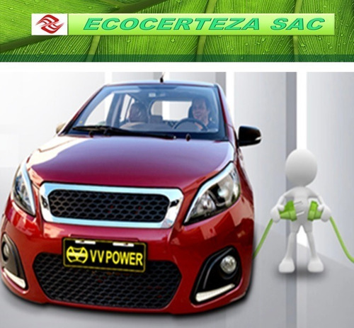 Auto Electrico Modelo Zouht Ev Zj-60  - 00 Km