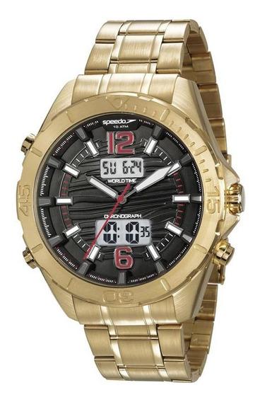 Relógio Speedo Masculino Analógico Digital 15008gpevds1