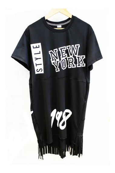 Remera / Remerón New York (8966)