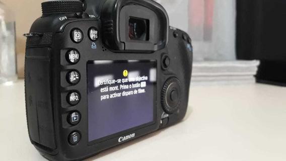 Camera 7d Usada Conservada