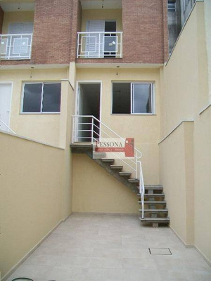 Sobrado Com 3 Dormitórios À Venda, 110 M² Por R$ 489.000 - Vila Aricanduva - São Paulo/sp - So0037