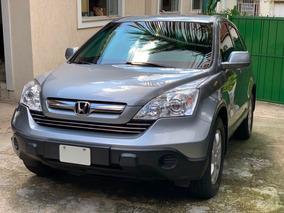 Honda Cr-v 2.0 Lx 4x2 Aut. 5p Blindada Único Dono
