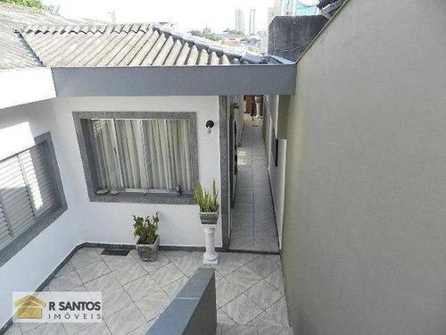 Casa À Venda, 180 M² Por R$ 550.000,00 - Jabaquara - São Paulo/sp - Ca0501