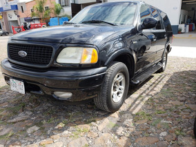 Ford Expedition 5.4 Eddie Bauer Piel 4x2 At 2002