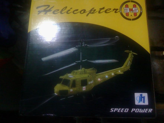 Helicoptero 3.5 Speed Power Con Control