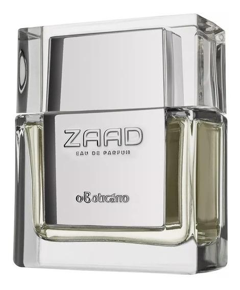 Zaad Eau De Parfum 30ml O Boticario Envio Imediato + Brinde