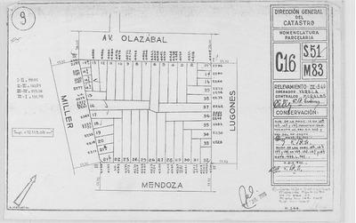 774 Metros Cuadrados Nuevo Código De Planeamien