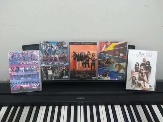 Fifth Harmony Dvd